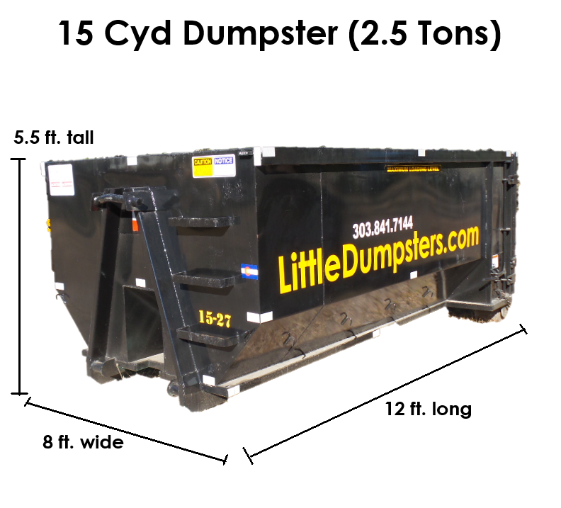 Schedule A Dumpster Rental In Parker, CO